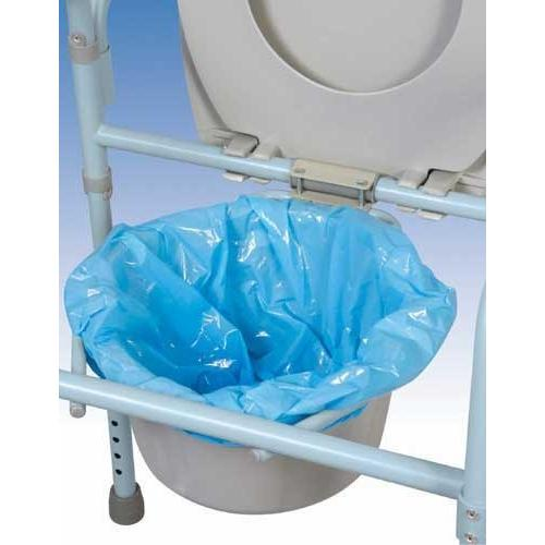 Commode Pail Liners Pack/7 Carex