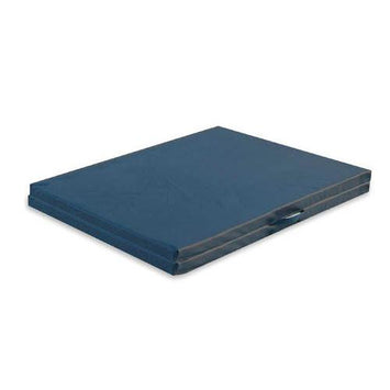 Exercise Mat W/Handles Center Folding 2'x6'x1-5/8