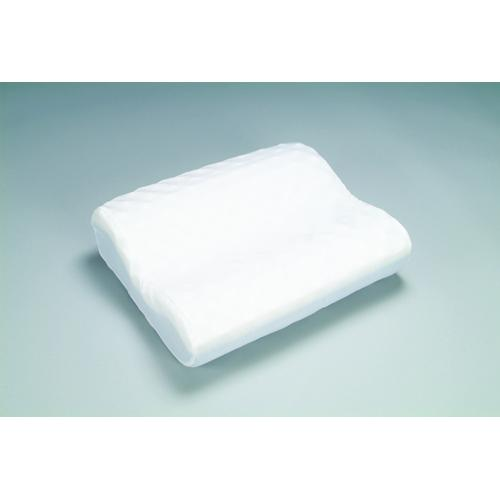 Contoured Foam Cervical Pillow Standard w/White Cover