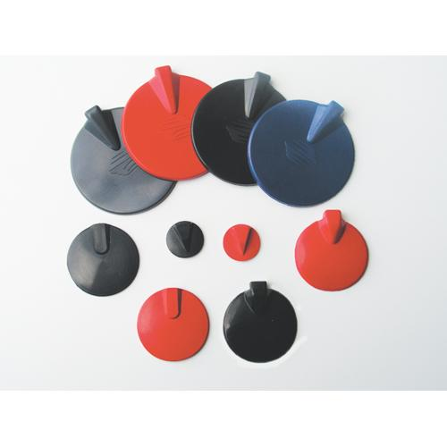 Active Electrode 2  Diameter Red