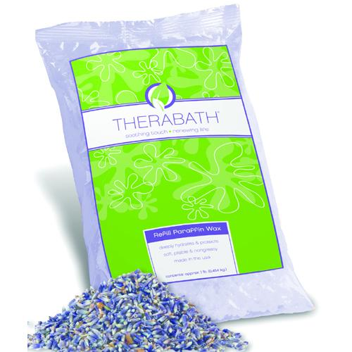 Paraffin Wax Refill- Therabath 1 lb. Lavender Harmony Beads