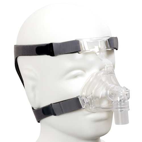 DreamEasy Nasal CPAP Mask with Headgear  Medium