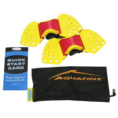 AQUAFINSµ Aquatic Exercise Kit (Mesh Bag)