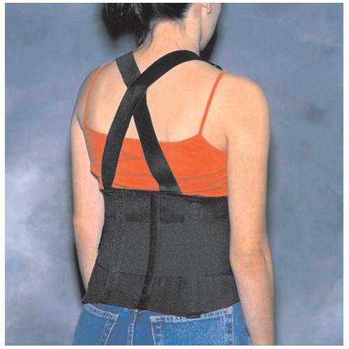Back Support Industrial W/ Suspenders Small 28-32