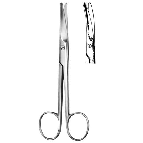 Mayo Scissors- 6 3/4  Straight
