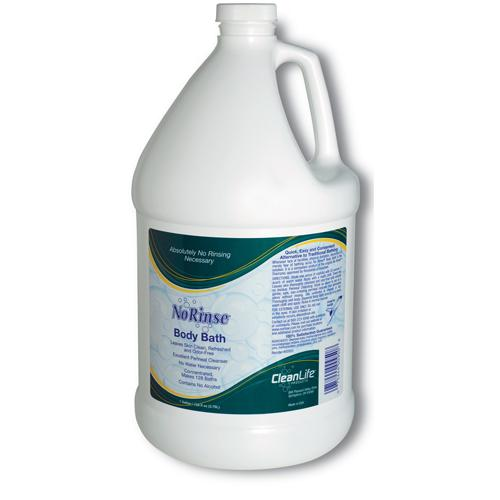 No Rinse Body Bath  Gallon