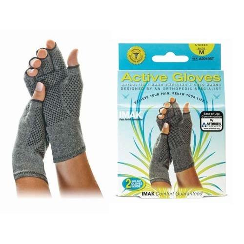 IMAK Active Gloves Medium (Pair)