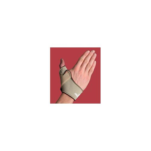 "Flexible Thumb Splint  Left Large  Beige  7.75 ""-8.75"