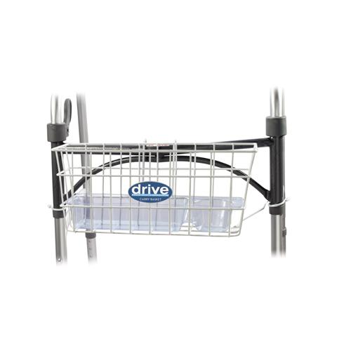 Snap-On Walker Basket for Folding Walkers