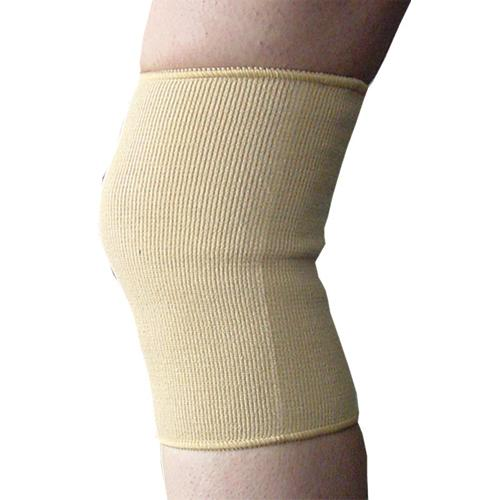 Elastic Knee Support  Beige Medium  16 -18