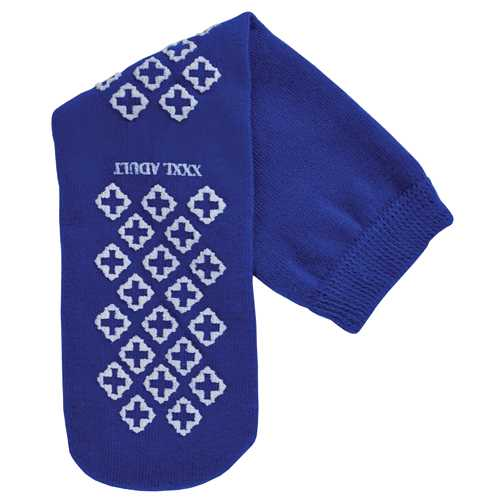 Sock It To Me Non-Slip Cast Sock  Blue Jay Brand