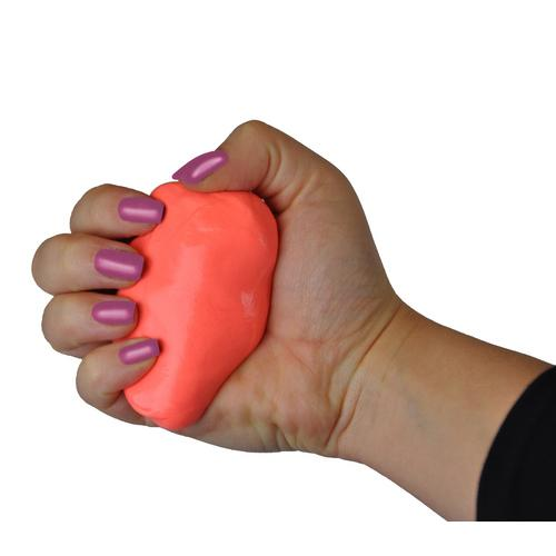 Squeeze 4 Strength  1 lb. Hand Therapy Putty Red Soft