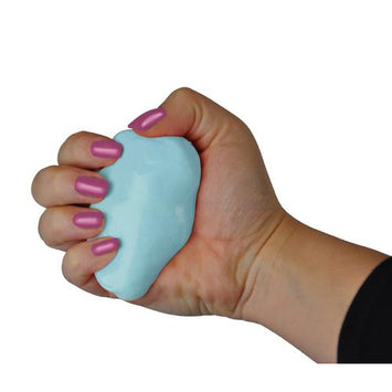 Squeeze 4 Strength  1 lb. Hand Therapy Putty Blue Firm