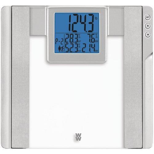 Weight Watchers Glass Body Analysis Scale (pack of 1 Ea)