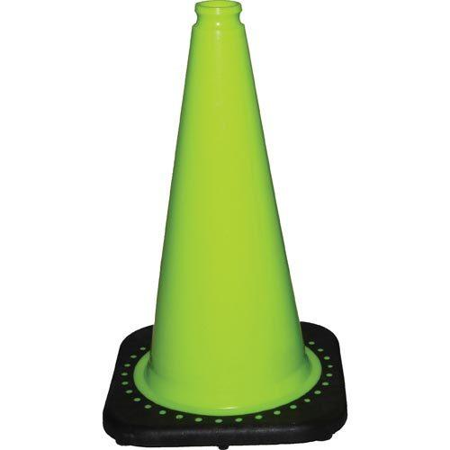 Fluorescent Green  Traffic Cone - 18
