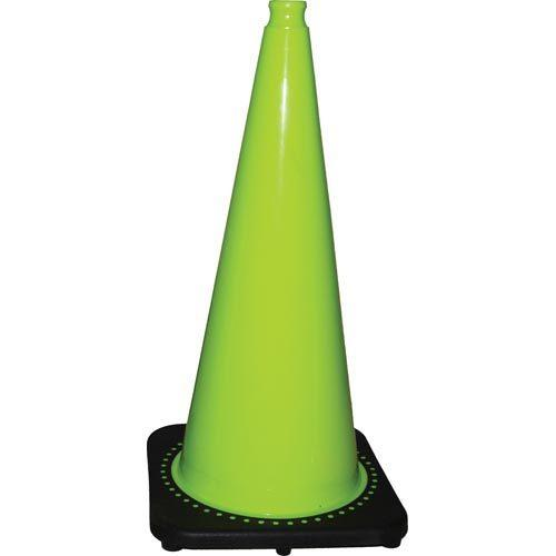 Fluorescent Green  Traffic Cone - 36
