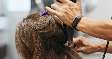 Hair Extention for hair pulling disorder