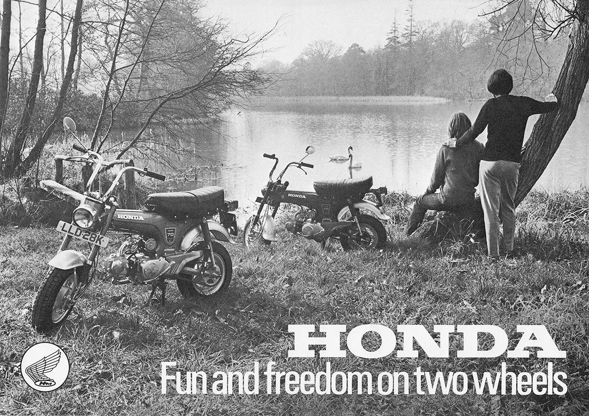 Honda Dax 6v St50 St70 Shire Bikes Parts Accesories Suitable Electrical Wiring Diagram For Monkey