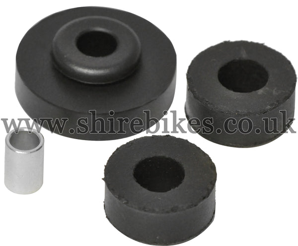 Honda Fuel Tank Rubber Mounting Set suitable for use with Z50R, Z50J