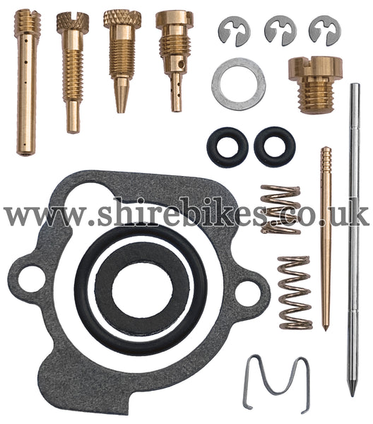 KEYSTER Carburettor Rebuild Kit suitable for use with CZ100