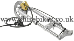 Custom 31mm Fork Kit suitable for use with Monkey Bike Motorcycles