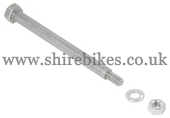 Honda Seat Hinge Bolt, Nut & Washer suitable for use with Dax 6V, Chaly 6V
