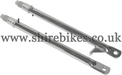 Reproduction Fork Stanchions (Pair) suitable for use with Z50A, Z50J1