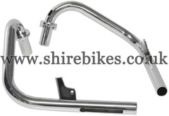Reproduction Folding Handlebars (Pair) suitable for use with Z50A (US Models)