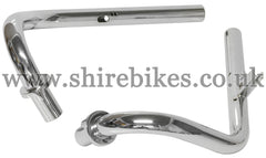 Reproduction Folding Handlebars (Pair) suitable for use with Z50J1