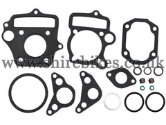 Reproduction 49cc Top End Gasket Set suitable for use with Z50J 12V, Dax 12V
