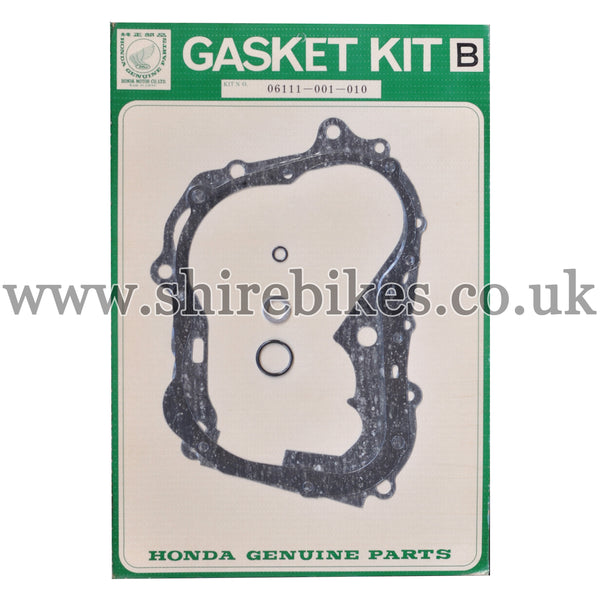 Honda 49cc Bottom End Gasket Set suitable for use with CZ100