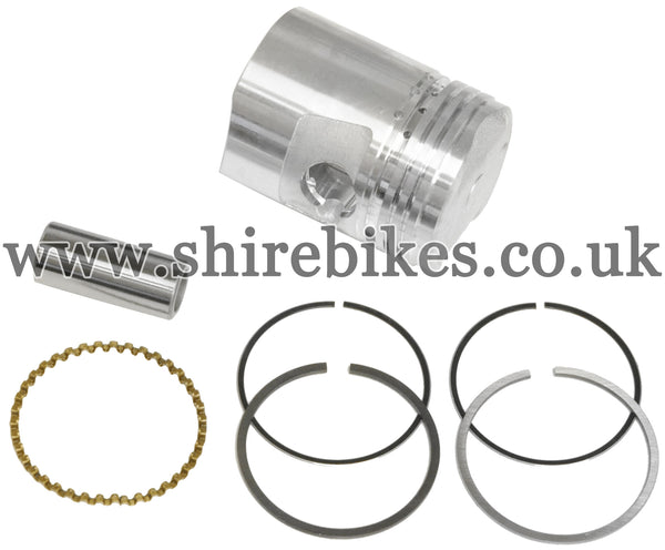 Reproduction 39mm (Standard Size) Piston & Rings Set suitable for use with Z50M, Z50A, Z50R (79 - 81), Z50J1, Dax ST50 6V, Chaly CF50 6V