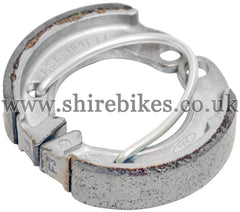 Honda Brake Shoes suitable for use with Z50R, XR50, CRF50, P50
