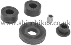 Fuel Tank Rubber Mounting Set suitable for use with Monkey Bike Motorcycles