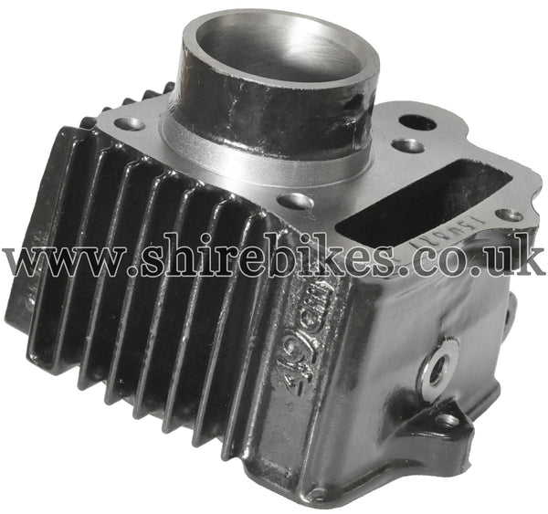 Honda 49cc Standard Cylinder suitable for use with Z50M, Z50A, Z50J1, Z50R, Z50J, ST50 Dax 6V, ST50 Dax 12V, CF50 Chaly 6V