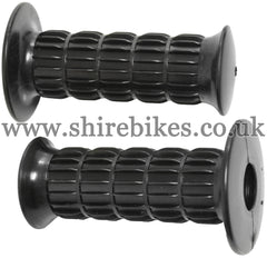 Honda Handlebar Rubber Grips suitable for use with Z50J1