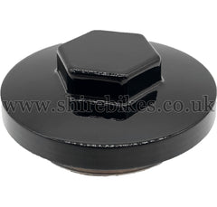 Honda Black Tappet Cover suitable for use with Z50J