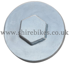 Honda Tappet Cover (Polished Lacquered) suitable for use with Z50M, Z50A, Z50J1, Z50R, Z50J, Dax 6V, Dax 12V, Chaly 6V, C90E
