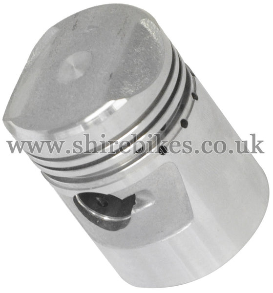 Honda 39mm (Standard Size) Piston suitable for use with Z50M, Z50A, Z50J1, Z50R (79 - 81), Dax ST50 6V, Chaly CF50 6V
