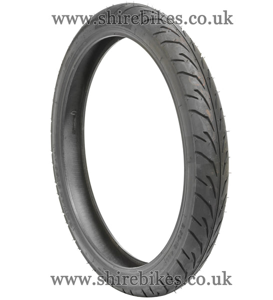 2.50 x 18 45L Bridgestone Battlax BT39SS Tyre suitable for use with Honda Dream 50R