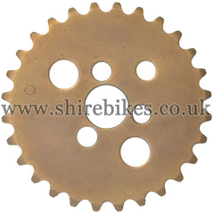 Honda 3 Bolt Camshaft Sprocket suitable for use with Z50M, Z50A, Z50R, Z50J1, Dax 6V, Chaly 6V, Dax 12V