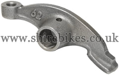 Honda 6V Rocker Arm suitable for use with Z50M, Z50A, Z50J1, Z50R, Dax 6V, Chaly 6V