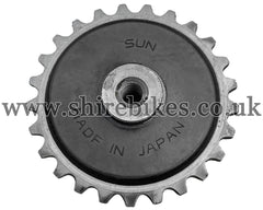 Reproduction Oil Pump Drive Gear suitable for use with Z50M, Z50A, Z50R, Z50J1, Z50J, Dax 6V, Chaly 6V, Dax 12V, C90E
