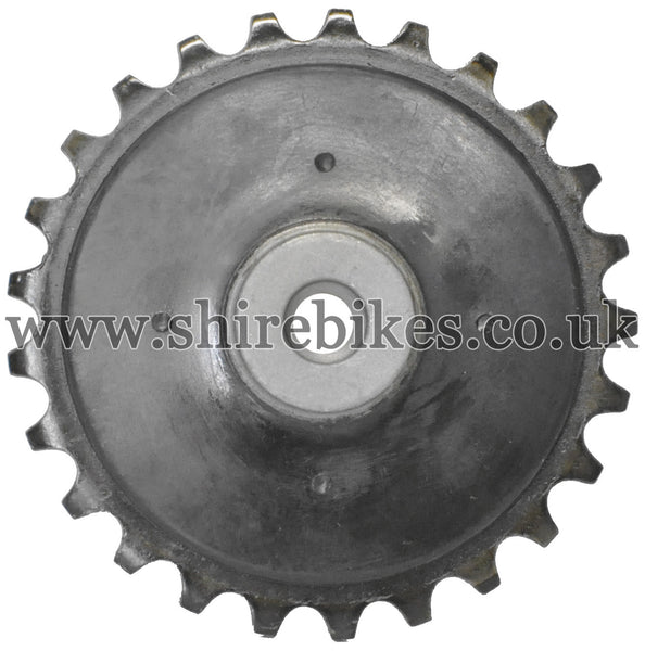 Honda Oil Pump Drive Gear suitable for use with Z50M, Z50A, Z50R, Z50J1, Z50J, Dax 6V, Chaly 6V, Dax 12V, C90E