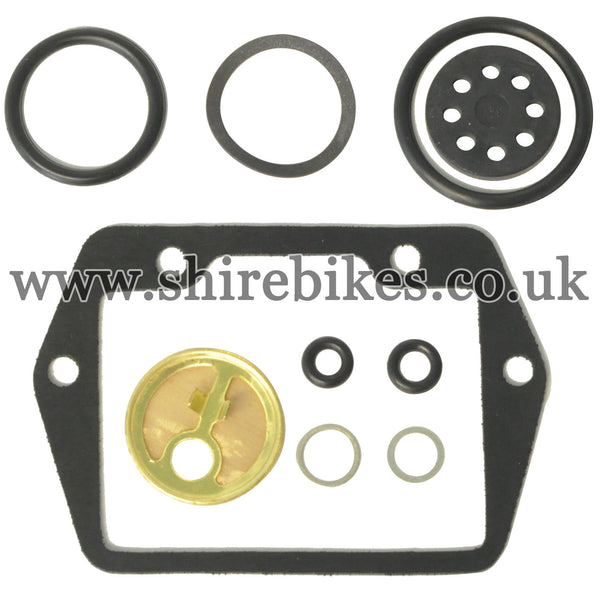 Honda Carburettor Seal & Gasket Kit suitable for use with ST70 Dax 6V