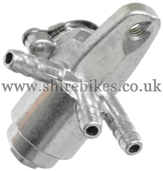 Auxiliary Fuel Tap suitable for use with Dax 6V, Dax 12V