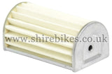 Honda Air Filter Element suitable for use with Chaly 6V