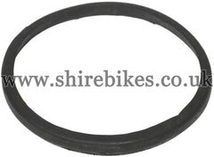 Honda Air Filter Box Rubber Seal suitable for use with Z50M