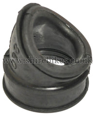 Honda Air Filter Connector Rubber suitable for use with Dax 6V, Dax 12V