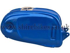 NOS Honda Blue Fuel Tank suitable for use with CZ100, C110